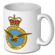 Official RAF Per Ardua Ad Astra Mug