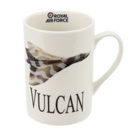 AVRO Vulcan Photographic China Mug