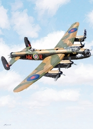 RAF 100 Roundel Cufflinks