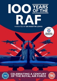 100 Years Of The RAF DVD