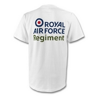 Official RAF Regiment Logo T-Shirt (Youth)