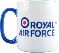 Official RAF Logo Mug