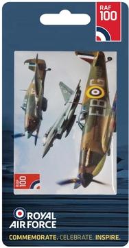 RAF Planes Fridge Magnet