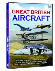 Great British Aircraft DVD