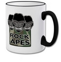 Official RAF Regiment Rock Apes Mug