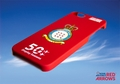 Red Arrows 'Heraldic Badge' ECLAT iPhone 5/5S & iPod Touch 5th Generation Cover