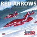 Official RAF Red Arrows 2019 Calendar