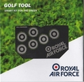 Royal Air Force Golf Marker Wallet Tool