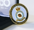 Battle of Britain Memorial Flight 60th Anniversary Coin