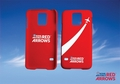 RAF Red Arrows Red One Samsung Galaxy S/5 Cover