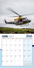 Official Royal Air Force 2020 Calendar
