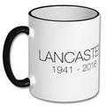 Lancaster 75th Anniversary Mug