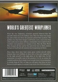 Worlds Greatest War Planes DVD