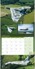 Vulcan To the Sky 2019 Calendar