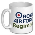 Royal Air Force Regiment Crest Mug