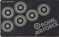 Royal Air Force Golf Marker Wallet Tool