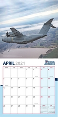 Official Royal Air Force 2019 Calendar