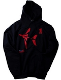 Red Arrows Adult Hoodie - Red One