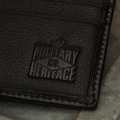 Vulcan Print Leather Wallet