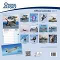 Official Royal Air Force 2021 Calendar