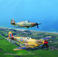 Official Royal Air Force Salute to The Past 2020 Calendar
