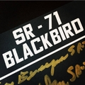 Blackbird SR-71 Limited Edition Coin Set - Signed by Six Pilots