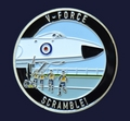 Royal Air Force V-Force Coin Set