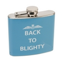 Back to Blighty Air Force Hip Flask