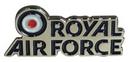 Official RAF Canvass Messenger Bag