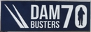 Official Royal Air Force Dambusters Logo Fridge Magnet