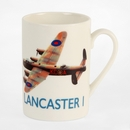 Lancaster Bomber - RAF Photographic China Mug