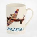 Lancaster Bomber - RAF Photographic China Mug