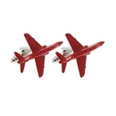 Royal Air Force Red Arrows Die Cast Cufflinks