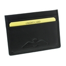 Royal Air Force Leather Credit Card Slip