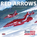 Official RAF Red Arrows 2018 Calendar