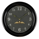 Official RAF WW1 Canvass Style Wings Wall Clock