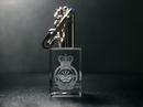 Official RAF Dambusters Glass Crystal Keyring