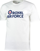 Official Royal Air Force Logo T Shirt