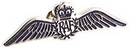 Official RAF Wings Brevet Pin Badge