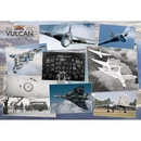 Avro Vulcan 1000 Piece Rectangular Jigsaw
