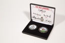 Limited Edition Red Arrows Coin set