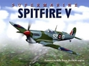 Supermarine Spitfire V - Metal Wall Sign