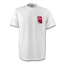 RAF 100 Small Logo T Shirt