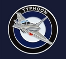 RAF 100 Coin - Typhoon