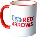 Red Arrows Logo Mug
