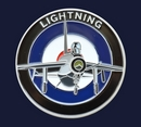 RAF 100 Coin - Hunter and Lightening