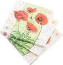 Poppy Design Napkins - Pack Of 20 Napkins