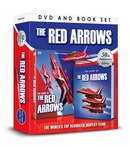 Royal Air Force Red Arrows DVD and Book Set