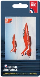 RAF Red Arrows Fridge Magnet