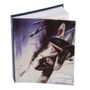 Royal Air Force Historical Painting Notebook - Hurricane